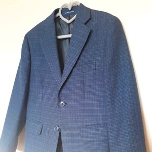 Lord & Taylor Boys Two-buttoned Jacket/Blazer